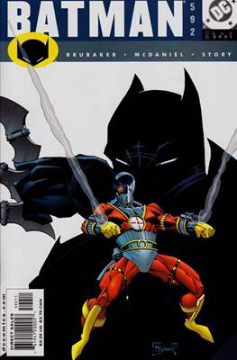 Batman Vol. 1 (1940-2011) (Comic Book) #592