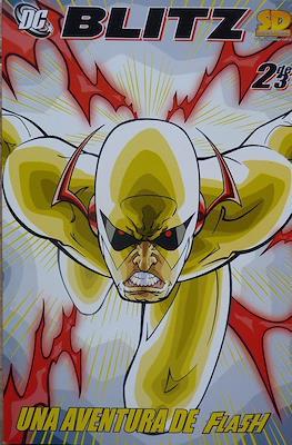 Blitz : las aventuras de Flash (Rústica) #2