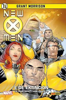 Coleccionable New X-Men (Cartoné) #1