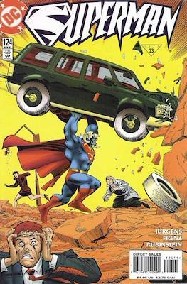 Superman Vol. 2 (1987-2006) (Comic Book) #124