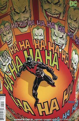 Batman Beyond (Vol. 6 2016-...Variant Covers) (Comic Book) #25