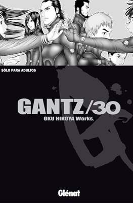 Gantz (Rústica con sobercubierta) #30