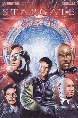 Stargate SG-1. Convention Special 2004