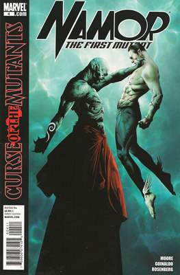 Namor: The First Mutant (2010-2011) #4