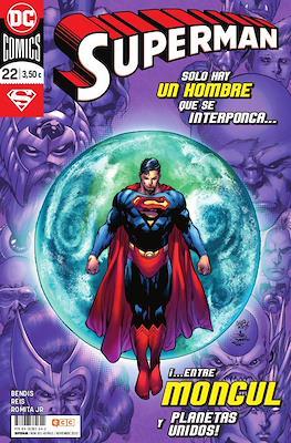 Superman. Nuevo Universo DC / Renacimiento (Grapa) #101/22