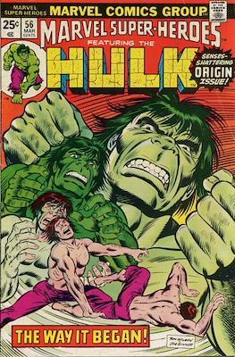 Marvel Super-Heroes (Grapa) #56