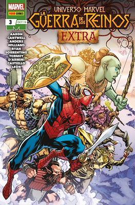 Universo Marvel: La Guerra de los Reinos Extra #3