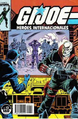 Comando G.I.Joe (Grapa. 19x27. 32 páginas. Color.) #12