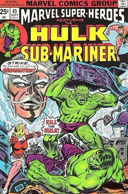 Marvel Super-Heroes (Grapa) #45