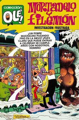 Colección Olé! (Rústica 64-80 pp 1ª Edición) #111