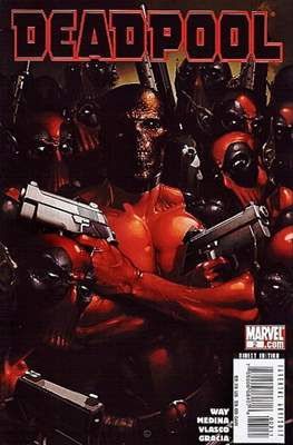 Deadpool Vol. 2 (2008-2012) (Comic Book) #2