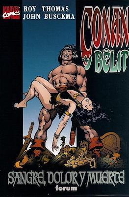 Conan y Bêlit (Cartoné 276 pp) #3