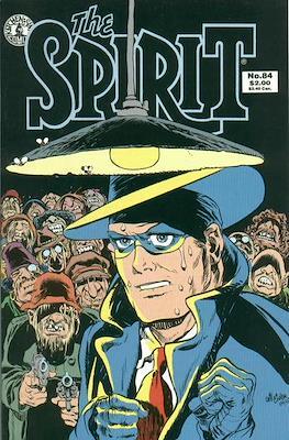 The Spirit (1983-1992) (Comic book. 32 pp) #84
