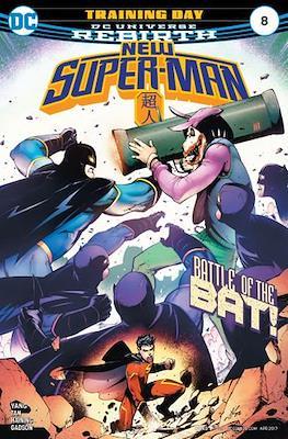 New Super-Man #8