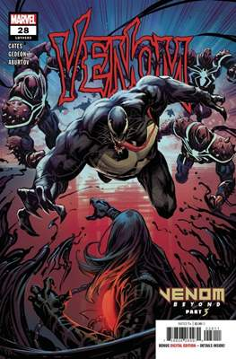 Venom Vol. 4 (2018) (Comic Book) #28