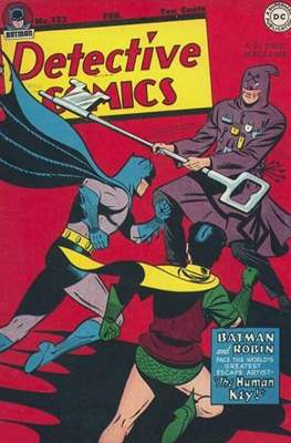 Detective Comics Vol. 1 (1937-2011; 2016-) (Comic Book) #132