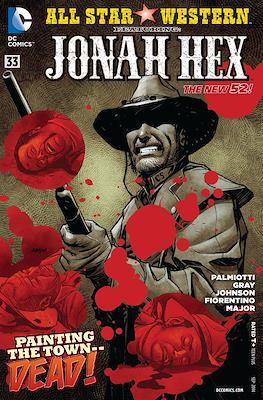 All Star Western vol. 3 (2011-2014) (Comic-book) #33