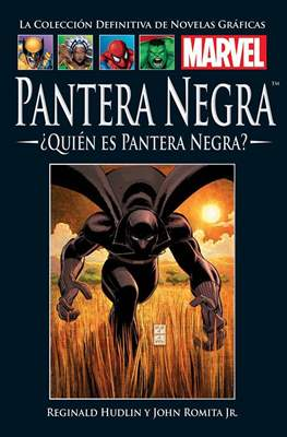 La Colección Definitiva de Novelas Gráficas Marvel #35