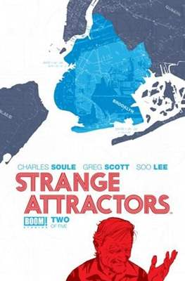 Strange Attractors (Comic Book) #2