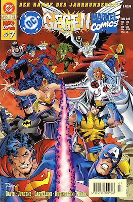 DC gegen Marvel / DC/Marvel präsentiert / DC Crossover präsentiert #7