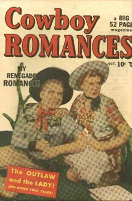Cowboy Romances / Young Men
