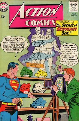 Action Comics Vol. 1 (1938-2011; 2016-) (Comic Book) #310