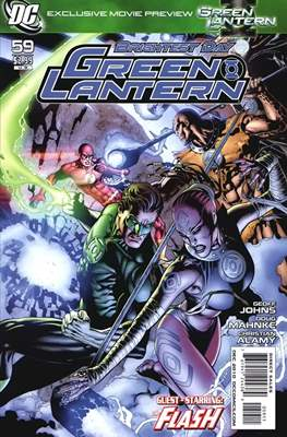 Green Lantern Vol. 4 (2005-2011) (Comic book) #59