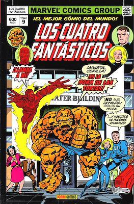 Los Cuatro Fantásticos. Marvel Gold (Omnigold) (Cartoné) #9