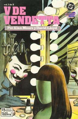 V de Vendetta (Grapa, 40 páginas (1990)) #1