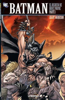 Batman. El regreso de Bruce Wayne (Rústica) #1