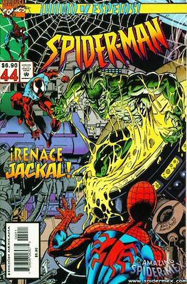 Spider-Man el Hombre Araña (1996-1998) (Grapa) #44