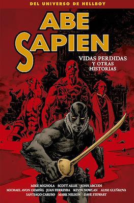 Abe Sapien (Rústica 160 pp) #9