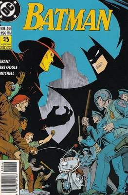 Batman (1987-1993) (Grapa) #46