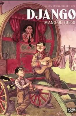 Django mano de fuego (Cartoné 88 pp) #