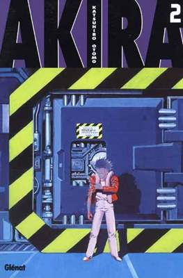 Akira (Rústica, 18x26) #2