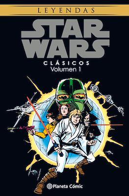 Star Wars Clásicos (Tapa Dura) #1