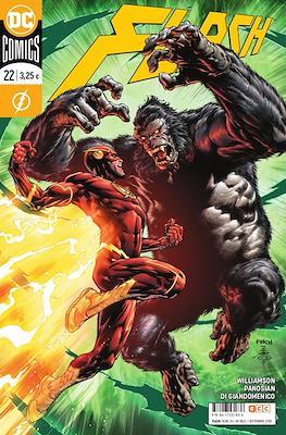 Flash. Nuevo Universo DC / Renacimiento (Rústica / Grapa.) #36/22