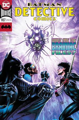 Detective Comics Vol. 1 (1937-2011; 2016-) (Comic Book) #987