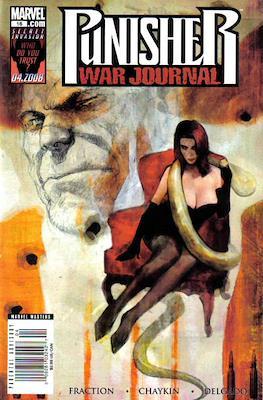 Punisher War Journal Vol 2 (Comic Book) #16