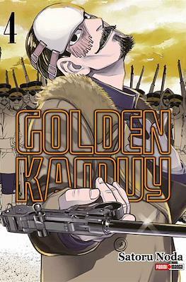 Golden Kamuy (Rústica con sobrecubierta) #4