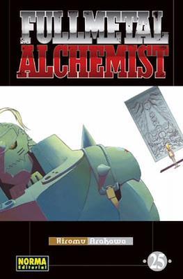 Fullmetal Alchemist (Rústica con sobrecubierta) #25