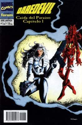 Daredevil: Caída del Paraíso (1994) (Grapa. 17x26. 24 páginas. Color.) #2