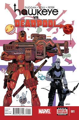 Hawkeye vs. Deadpool (2014-2015) (comic-book) #1
