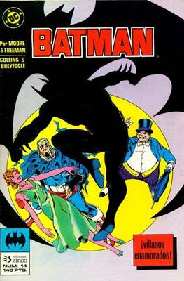Batman (1987-1993) (Grapa) #14