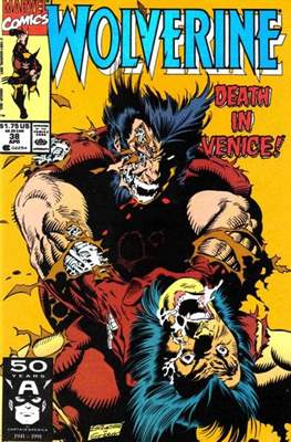 Wolverine (1988-2003) (Comic Book) #38