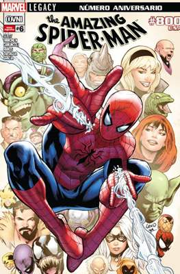 The Amazing Spider-Man - Marvel Legacy #6