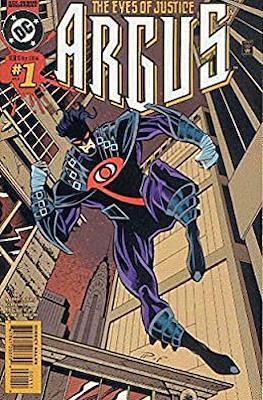 Argus (Comic Book) #1