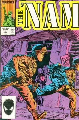 The 'Nam Vol 1 (Comic-book.) #10