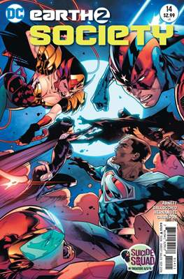 Earth 2 Society (2015-2017) (Comic Book) #14
