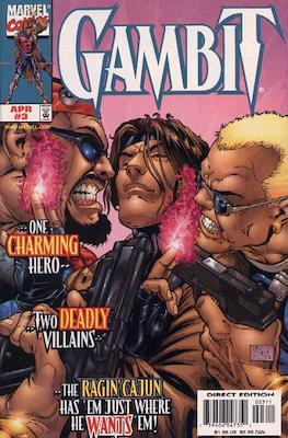 Gambit Vol. 3 #3